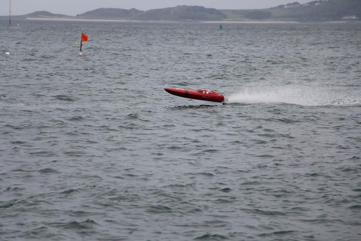 GUERNSEY A-X ENDURANCE RACE