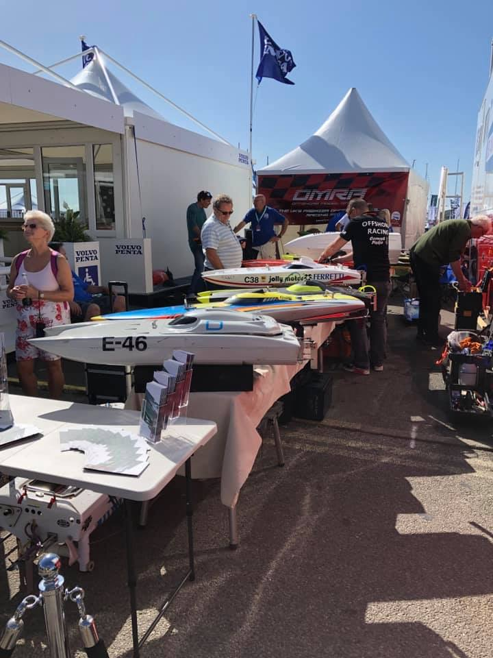 SOUTHAMPTON BOAT SHOW 2019 - EXHIBITION RACE